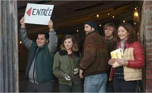 Photo du film «Discount», qui évoque les invendus d'une grandes surface.