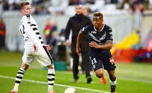 François Kamano en est à sept buts et quatre passes décisives cette saison.