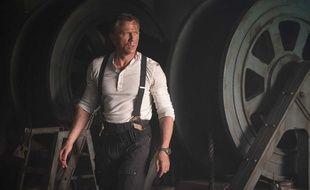 C'est la dernière fois que Daniel Craig interprétera l'agent 007.