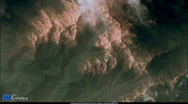 Nuage de sable du Sahara : « Plusieurs dizaines de milliers de tonnes de poussières » sont tombées, d'après… - 20 Minutes