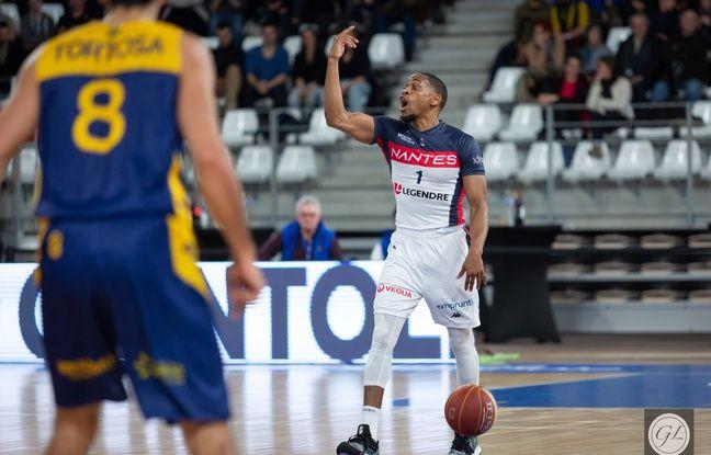 Basket: L'Hermine de Nantes remporte la Leaders cup, le premier trophée de son histoire