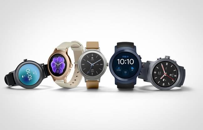 Les montres connectées font leur entrée cette année dans le Top 10 des cadeaux techno.