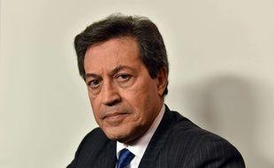 Le député Les Républicains du Rhône Georges Fenech, le 15 février 2017