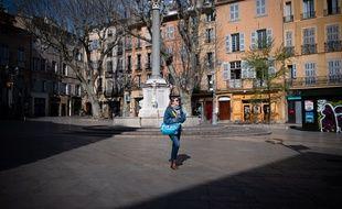 Illustration d'Aix-en-Provence