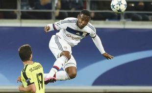 Claudio Beauvue s'était montré en difficulté à Gand (1-1) lors de sa première apparition en Ligue des champions.