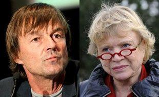 Nicolas Hulot et Eva Joly, futurs rivaux dans la primaire écologiste?