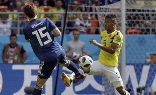 Yuya Osako a marqué le second but des Japonais