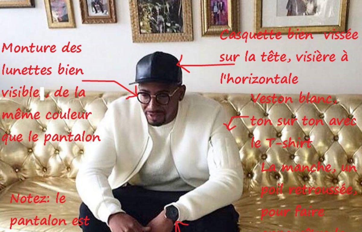 Le Swag de Jérome Boateng.  – TLG