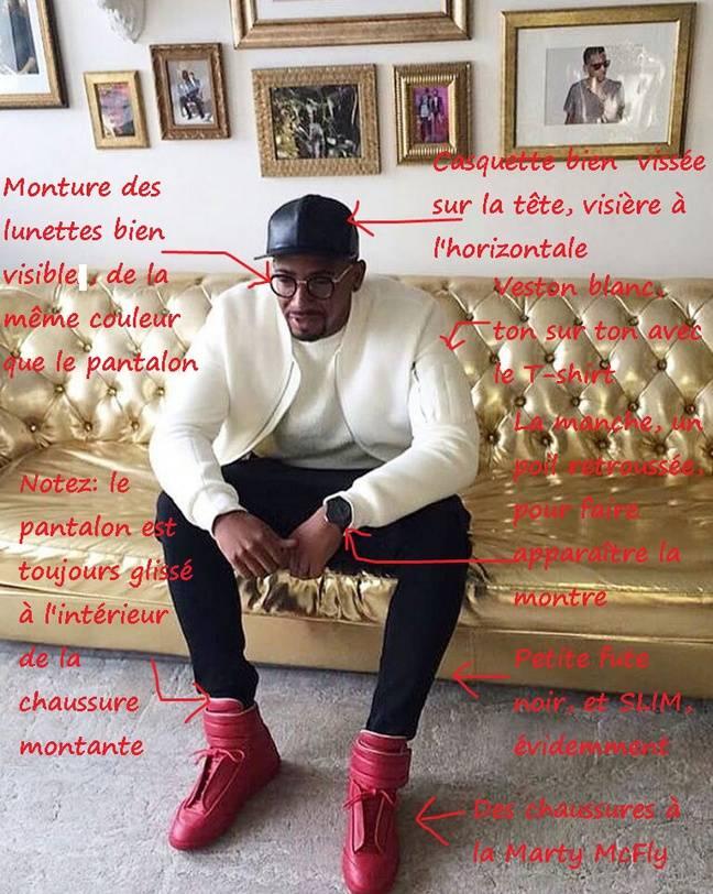 Le Swag de Jérome Boateng.