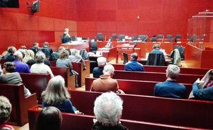 La cour d'assises de Loire-Atlantique juge Yannick Luende-Bothelo jusqu'au 18 novembre.