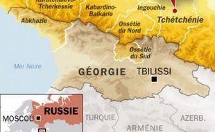 Tchétchénie: quatre attentats-suicides à Grozny