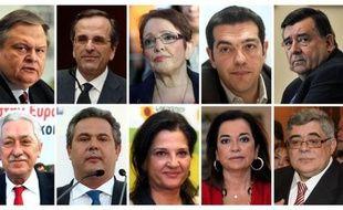 En Grèce, la campagne pour les législatives de dimanche est entrée dans sa dernière ligne droite sans avoir dissipé l'incertitude quant au gouvernement que pourra se trouver le pays, pourtant appelé à poursuivre à marche forcée sa tentative de redressement de l'économie.