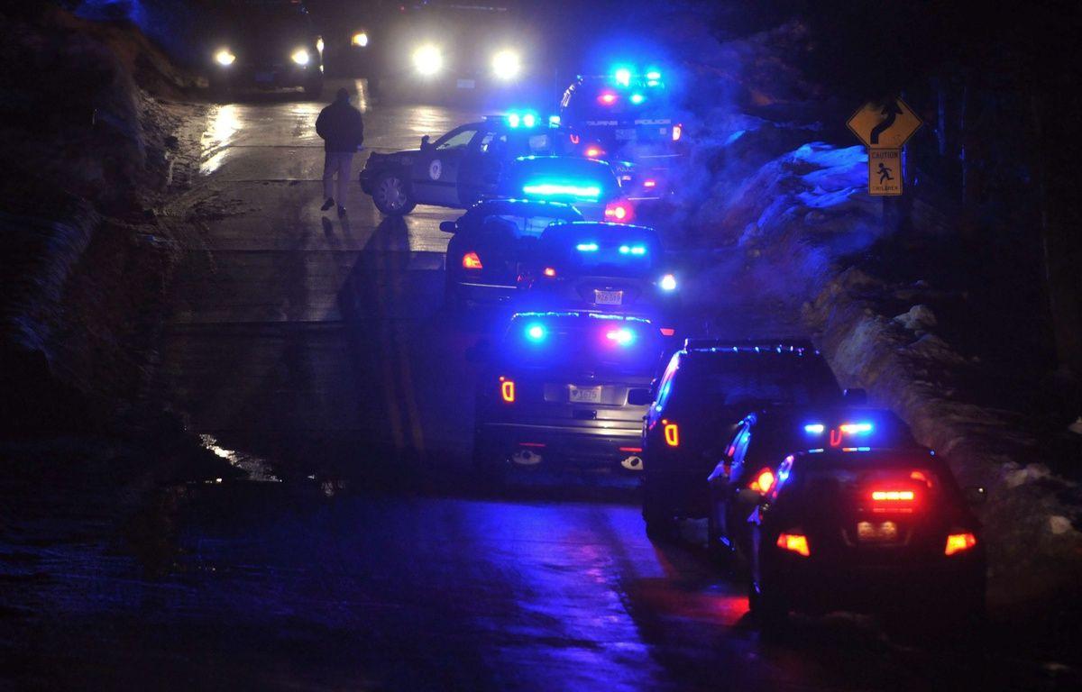 Photo d'illustration de la police américaine. – Steve Heaslip/AP/SIPA