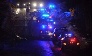 Illustration de la police américaine, aux Etats-Unis.