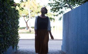 Sonia Braga dans le film Aquarius