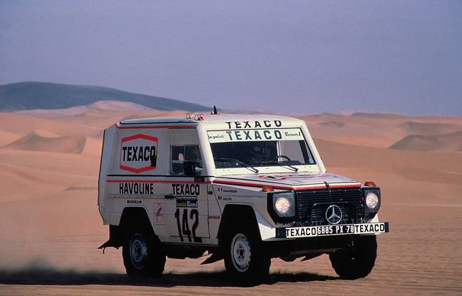 Dakar 1983