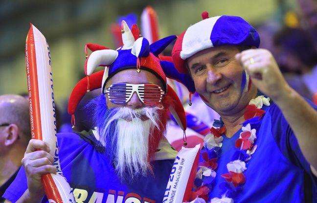 Le public nantais a vibré pour les Bleus lors du match France-Norvège à Nantes.