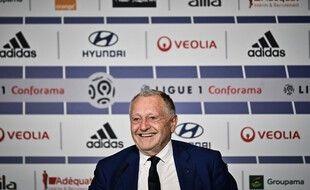 Jean-Michel Aulas réclame une petite fortune à la LFP après l'arrêt prématuré du championnat de France 2019-2020.