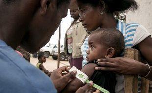 Dénutris ou en surpoids: un enfant de moins de cinq ans sur trois ne reçoit pas l'alimentation dont il a besoin pour bien grandir, s'alarme l'Unicef dans un rapport de grande ampleur publié ce mard 15 octobre. (Photo illustration).
