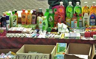 Strasbourg: Un collectif lance un appel pour une grande collecte de produits d'hygiène à destination des personnes en situation de précarité (Illustration