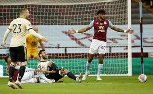 Le penalty sifflé en faveur de Bruno Fernandes après recours à la VAR lors de Manchester United-Aston Villa était une erreur, a reconnu la Premier League le 10 juillet 2020.