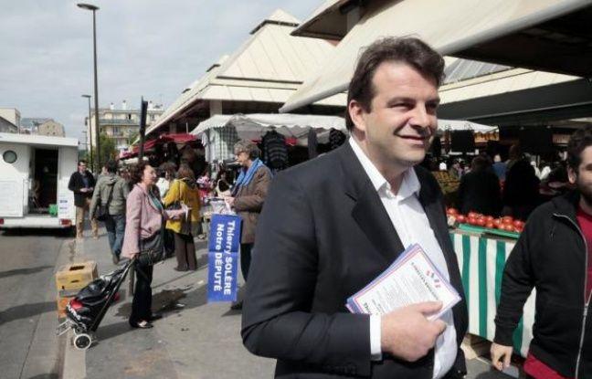 Trois militants UMP ont déposé mercredi une requête devant le Conseil constitutionnel contestant l'élection aux législatives du dissident de l'UMP, Thierry Solère, face à Claude Guéant dans les Hauts-de-Seine