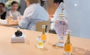 Les voleurs ont mis la main sur 22 palettes de produits Dior (illustration).