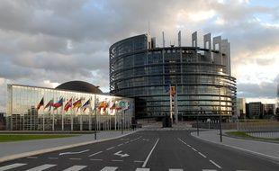 Strasbourg capitale européenne 2013. Le 03  12 2007 Le Parlement européen