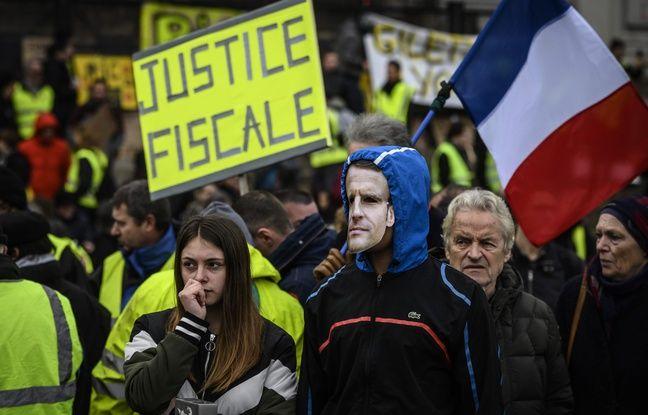 VIDEO. «Gilets Jaunes à Lyon»: La Préfecture interdit à nouveau les manifestations prévues samedi