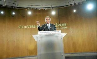 Bayrou se présente pour la troisième fois à la présidentielle, comme Mitterrand ou Chirac avant lui.