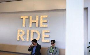 The Ride, l'attraction entièrement dédiée à l'assistant Google
