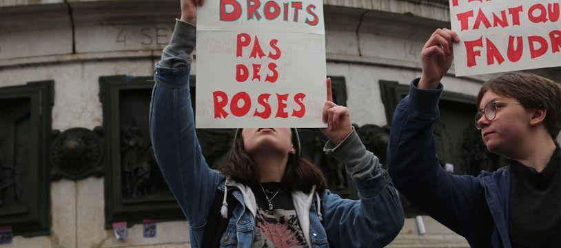 La féminisation de la langue française est en marche.
