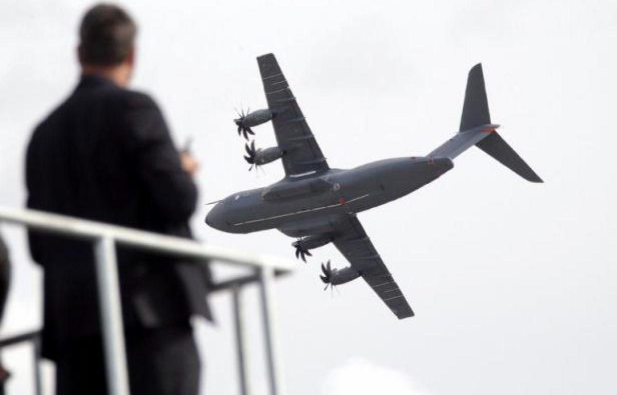 Deux géants industriels européens, EADS et BAE Systems, progressent vers une fusion qui ferait d'eux le leader mondial de l'aéronautique et la défense, et la multinationale la plus ambitieuse et la plus complexe jamais tentée. – Wolfgang Kumm afp.com