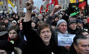 Le régime de Vladimir Poutine était sous pression dimanche, au lendemain des manifestations sans précédent de l'opposition russe contestant la victoire aux législatives de son parti Russie Unie, des experts y voyant un véritable défi pour les dirigeants du pays.
