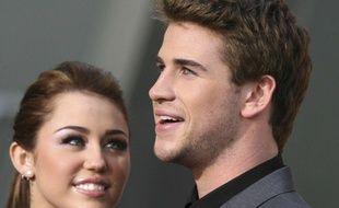 Miley cyrus et Liam Hemsworth se sont dit oui