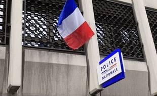 Illustration d'un commissariat de police