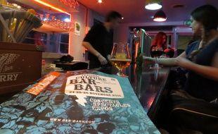 Le café l'Intervalle, à Lille, va accueillir le festival Bar-Bars pour la première fois.