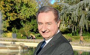 Jean-Luc Moudenc, le maire de Toulouse.