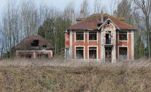 La maison dite du fort lapin à Hoymille.
