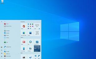 Windows 10 va s'offrir (encore) un nouveau menu Démarrer