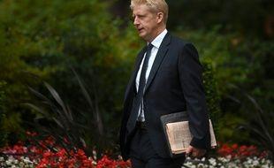 Le frère de Boris Johnson, Jo Johnson, a annoncé sa démission du gouvernement où il occupait un poste de secrétaire d'Etat, affirmant placer l'