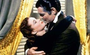 «Autant en emporte le vent», de Victor Fleming, avec Clark Gable et Vivien Leigh