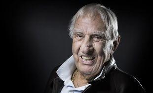 L'acteur Charles Gérard, le 5 décembre 2016.