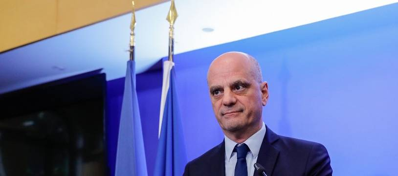 Jean-Michel Blanquer annonce les modalités très spéciales du bac 2020, le 3 avril 2020.