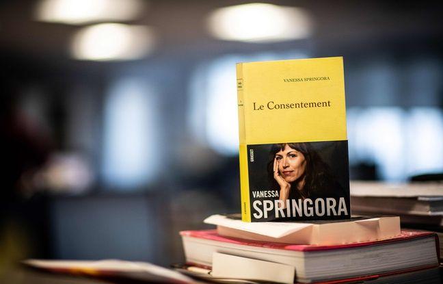 Affaire Gabriel Matzneff : Vanessa Springora dénonce les «dysfonctionnements» d'une époque