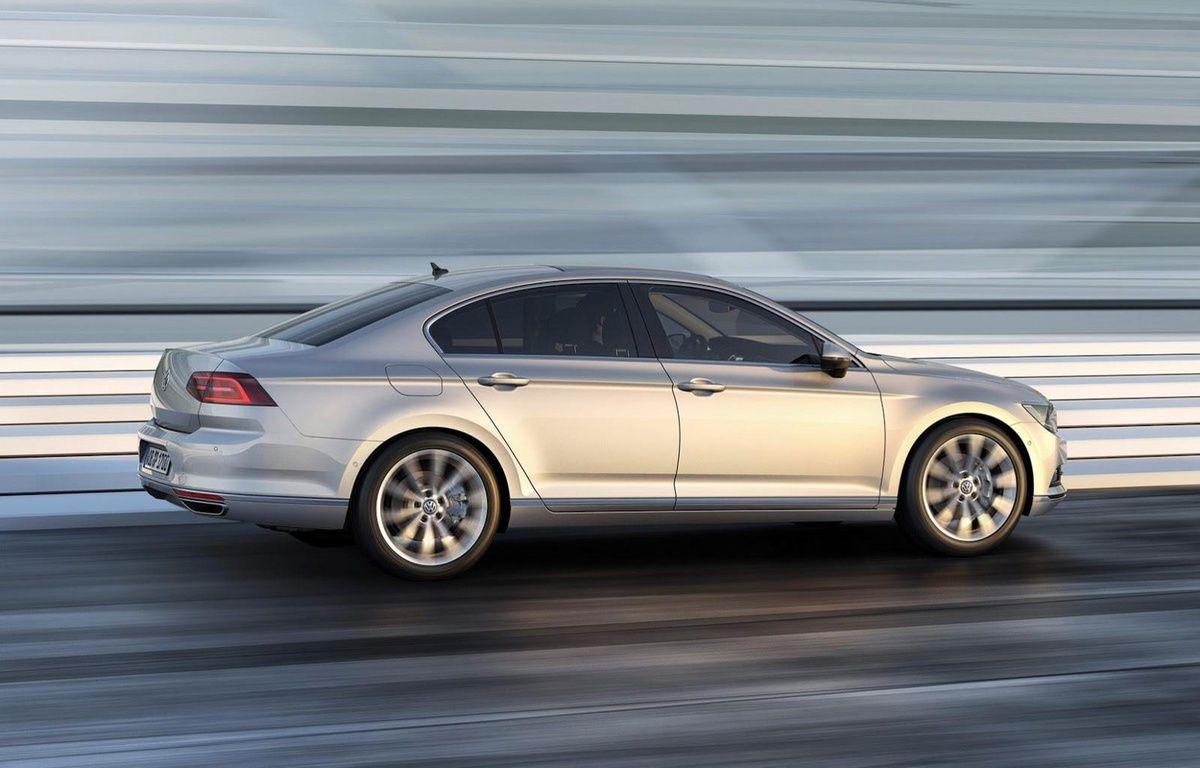 La Passat 2015 de Volkswagen. – VOLKSWAGEN