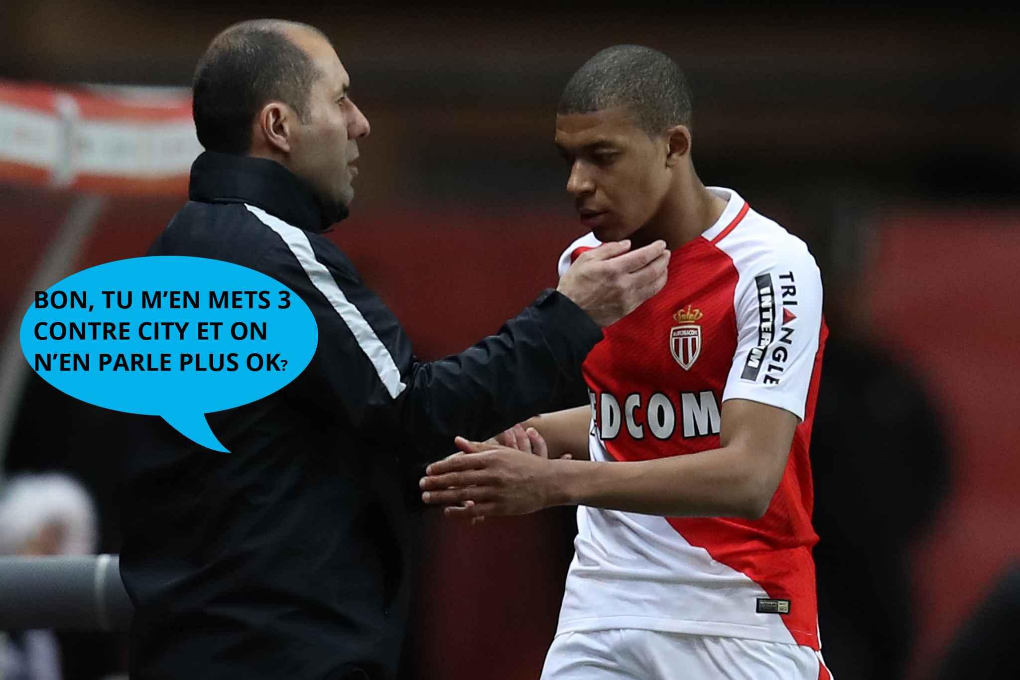 Manchester City : Guardiola prévient ses joueurs avant Monaco !