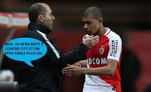 Jardim pourra compter sur Mbappé pour sa remontada