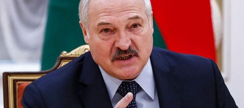 Le président bélarusse Alexandre Loukachenko a annoncé vendredi le démantèlement au Bélarus de cellules terroristes dormantes liées selon lui à l'Occident.