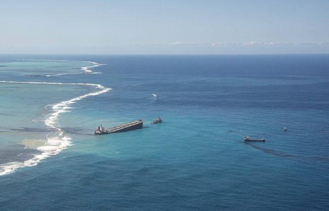 Marée noire à Maurice: L'île de la Réunion devrait être épargnée